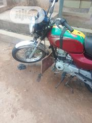 Bajaj Pulsar NS 200 2007 Red | Motorcycles & Scooters for sale in Lagos State, Ifako-Ijaiye