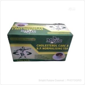 Mejic Cholesterol Care and Blood Pressure Normalizing Tea | Vitamins & Supplements for sale in Lagos State, Lekki