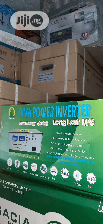 1000w 12v Fami Care Inverter With Warranty