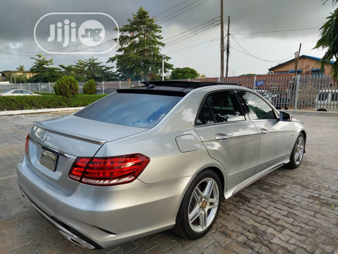 Mercedes-Benz E350 2013 Silver | Cars for sale in Amuwo-Odofin, Lagos State, Nigeria