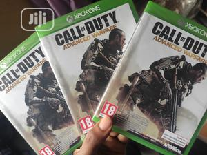 Call of Duty Advanced Warfare Xbox One   Video Games for sale in Lagos State, Alimosho