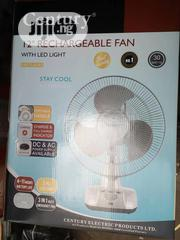 Century Rechargeable Table Fan | Home Appliances for sale in Lagos State, Lagos Island