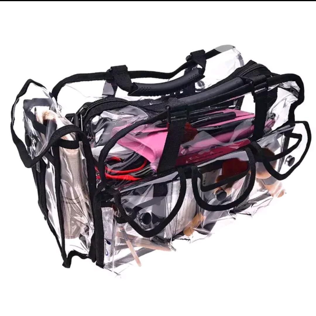 Transparent Makeup Bag | Makeup for sale in Amuwo-Odofin, Lagos State, Nigeria