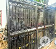 Contact Me For Your Gate And Other Metal Works Such As Protectors, Etc | Doors for sale in Rivers State, Obio-Akpor