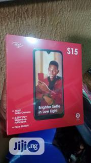 New Itel S15 16 GB Black | Mobile Phones for sale in Lagos State, Ikeja