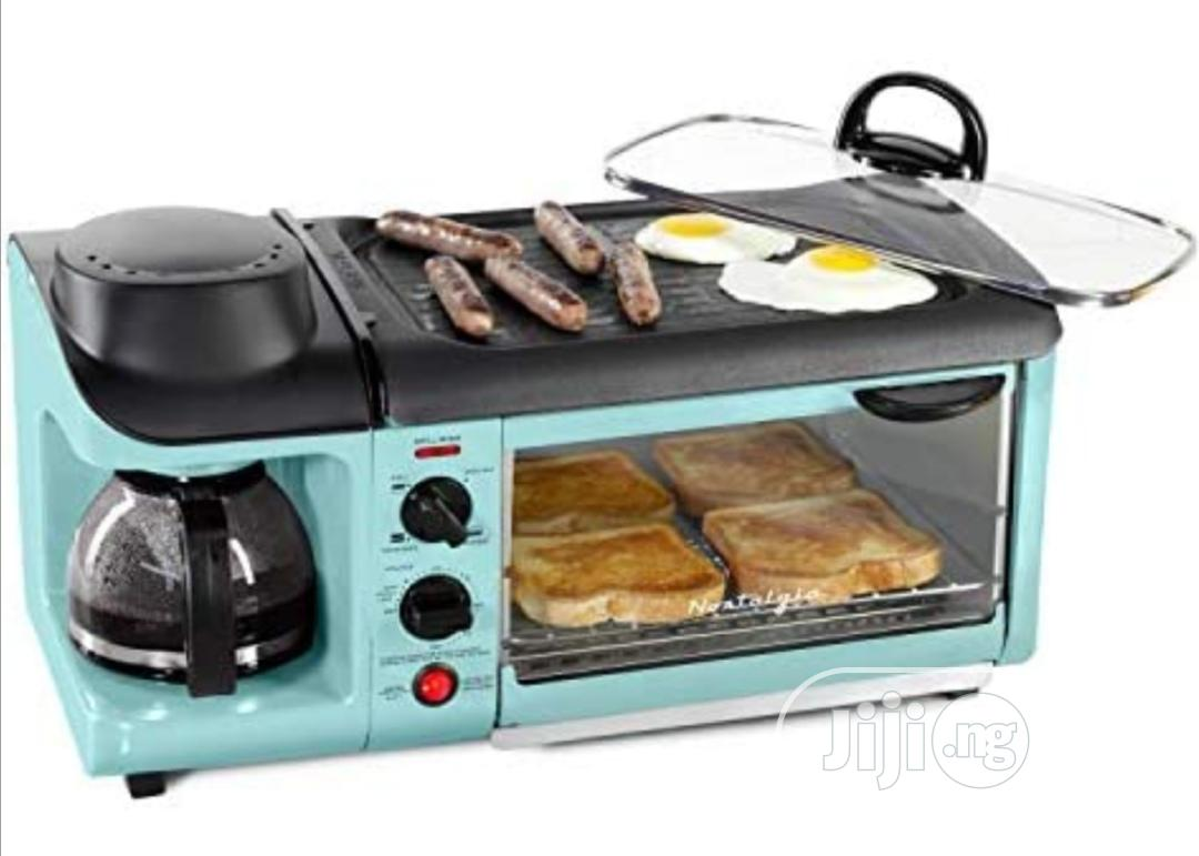 Archive 3 In 1 Family Breakfast Station Coffeemaker Toaster Oven In Ikeja Kitchen Appliances Yebba Store Jiji Ng