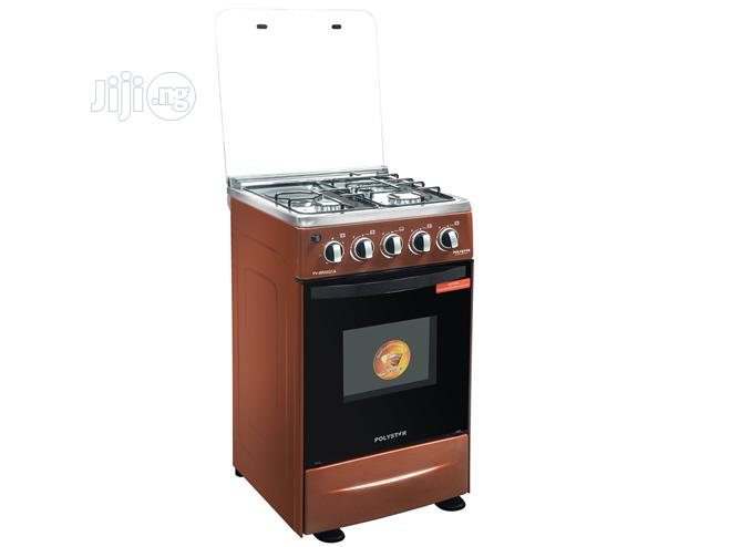 Polystar Gas Oven