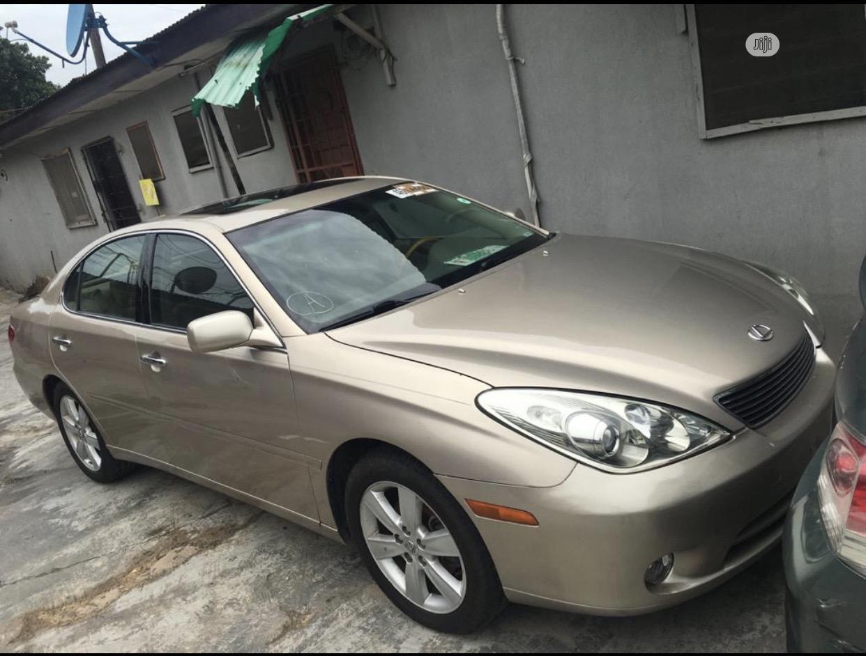 Archive: Lexus ES 2005 330 Gold