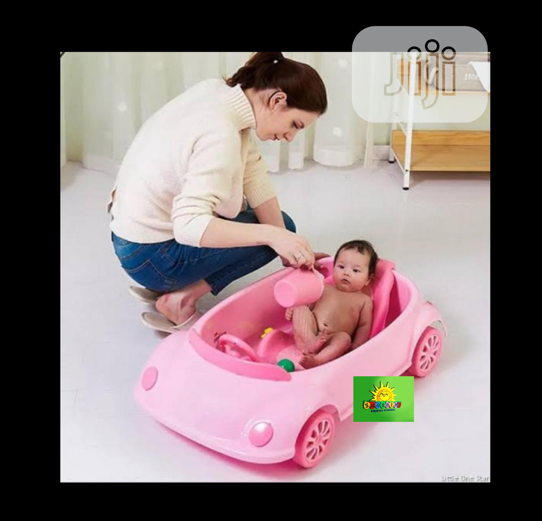 Car Baby Baths