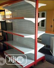 Supermarket Shelves Double Sides | Store Equipment for sale in Lagos State, Ojota