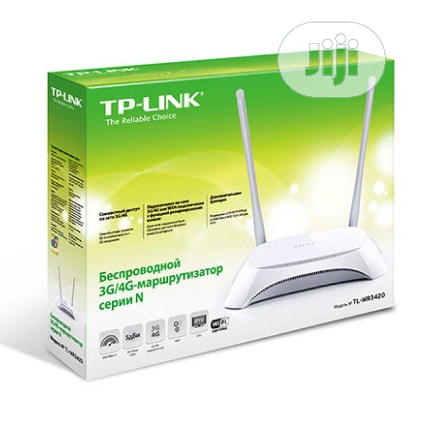 TP Links 3G/4G Router