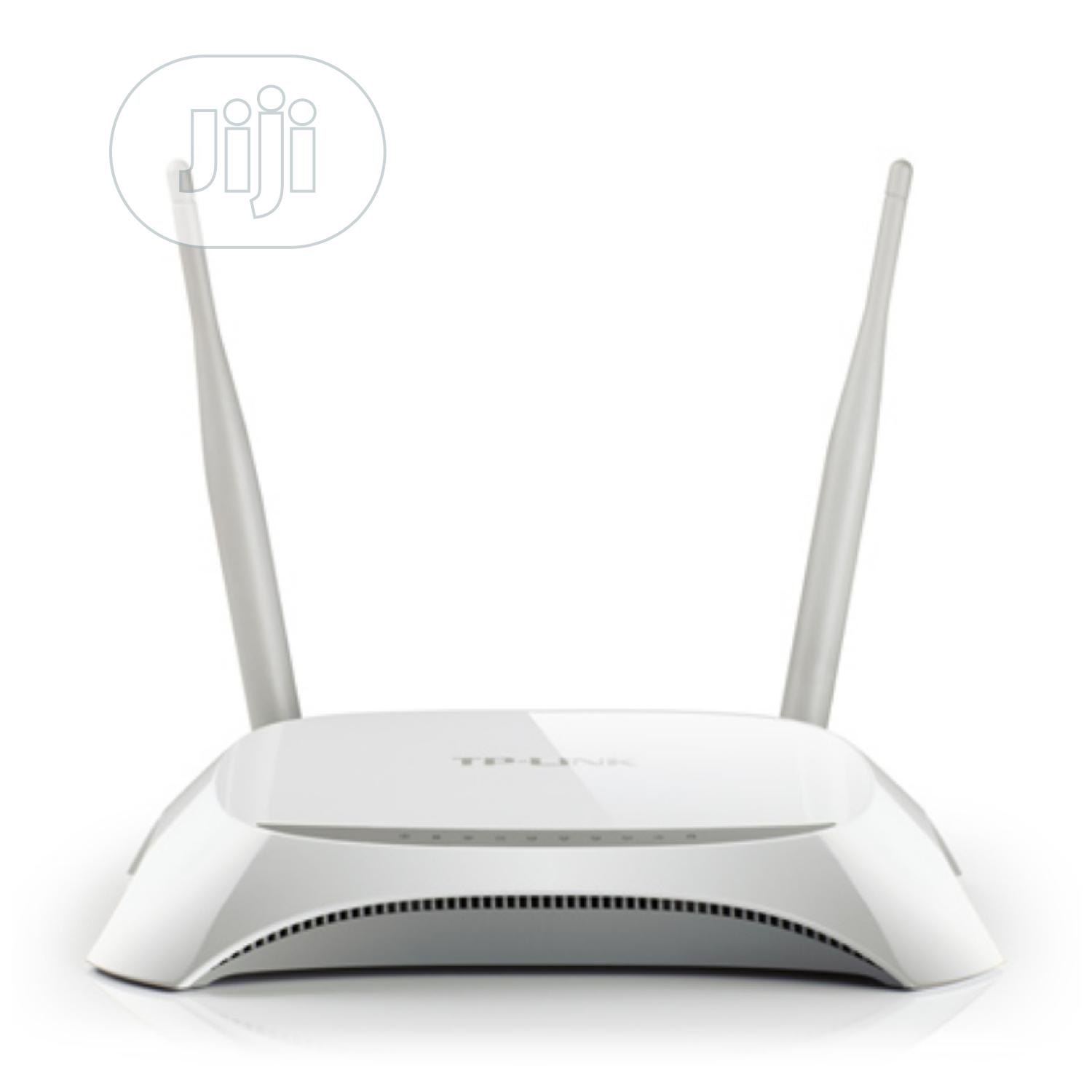 TP Links 3G/4G Router | Networking Products for sale in Ikeja, Lagos State, Nigeria