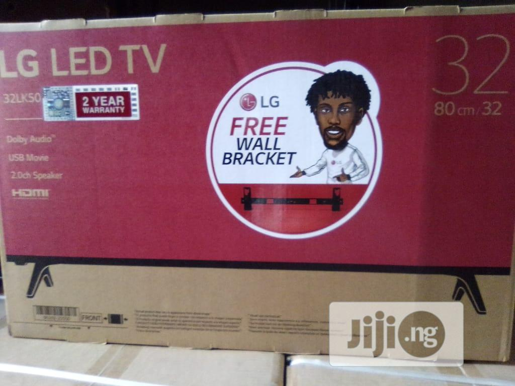 LG 32 Inches Television | TV & DVD Equipment for sale in Ojo, Lagos State, Nigeria