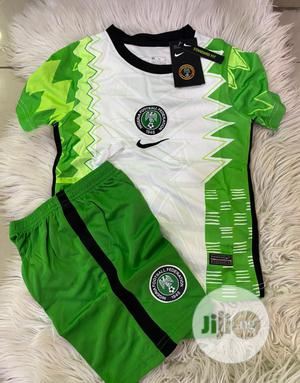 Nigeria Official Super Eagles Baby Home Jerseys. | Children's Clothing for sale in Lagos State, Surulere