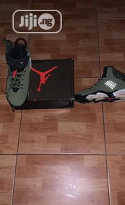 Jordan Retro 6 Travis Scott | Shoes for sale in Abuja (FCT) State, Jabi