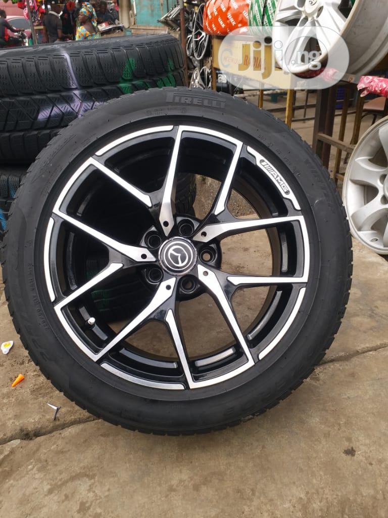 Brand New 17inch Wheel.