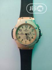 Hublot Mens Wristwatch | Watches for sale in Lagos State, Surulere