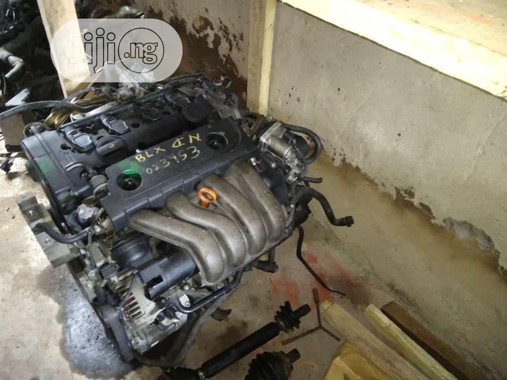 Passat Fsi Engine Non Turbo