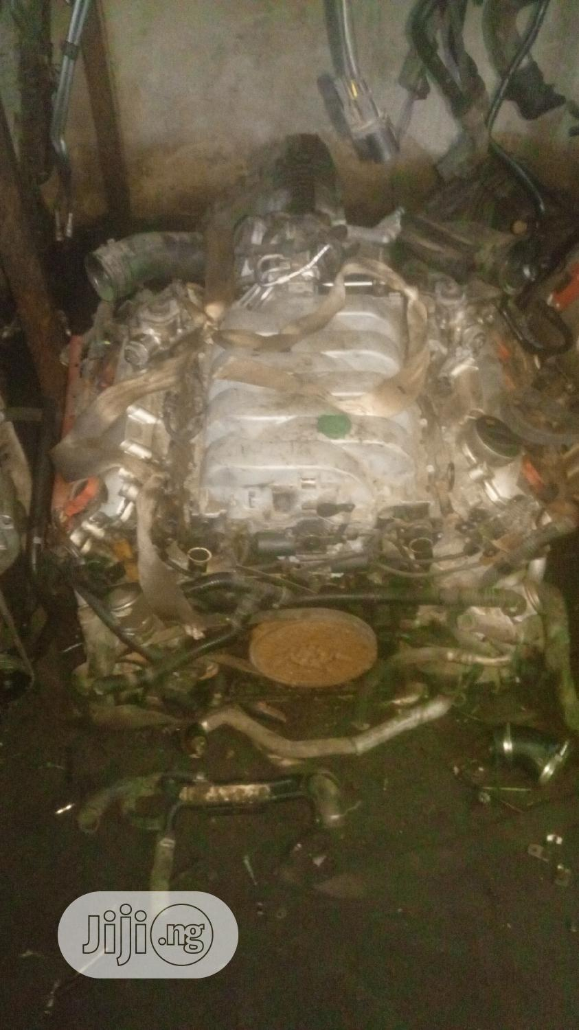 Audi Q7 Engine V8 4.2 | Vehicle Parts & Accessories for sale in Maryland, Lagos State, Nigeria