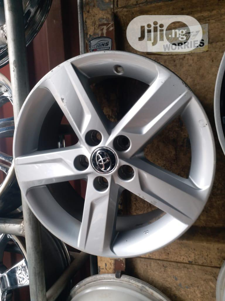 17rim for Toyota Cars   Vehicle Parts & Accessories for sale in Mushin, Lagos State, Nigeria