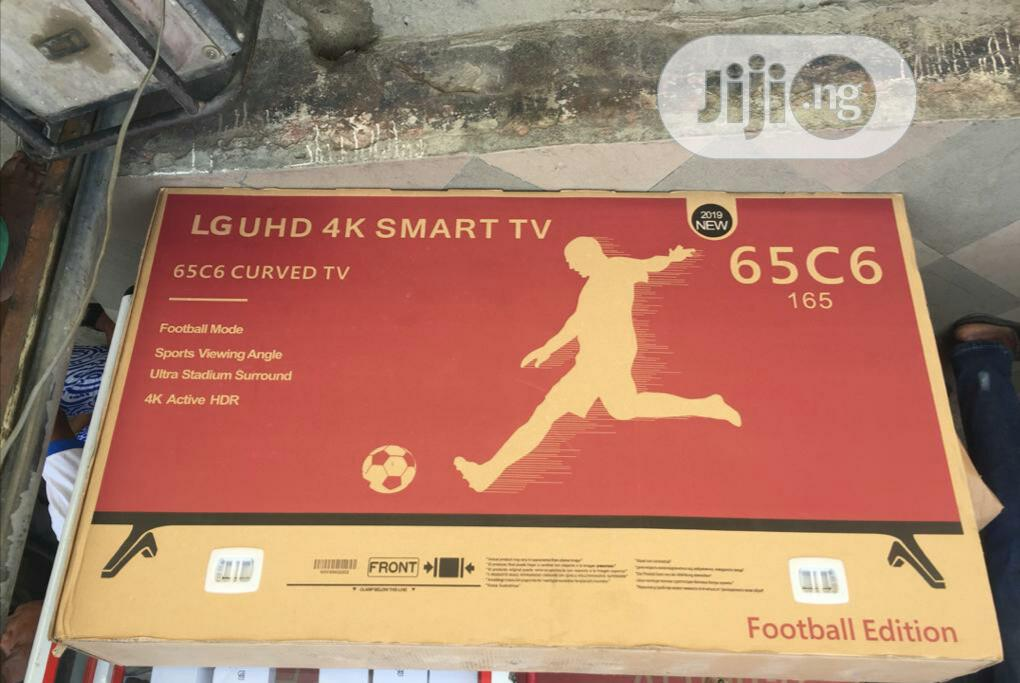 LG Smart Curve 65 Inches Television