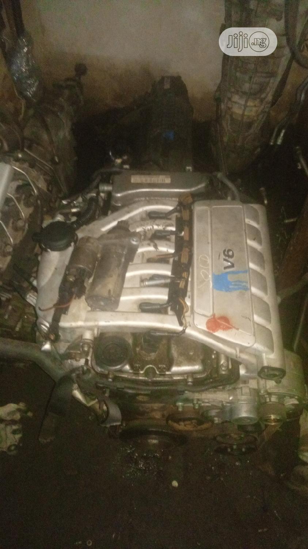 Touareg V6 Engine