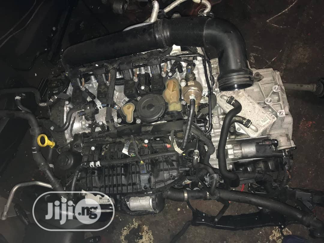 Tfsi Engine Availabil Double Oil Swtich