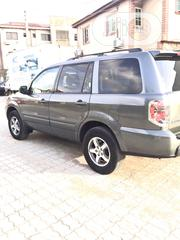 Honda Pilot 2008 EX 4x4 (3.5L 6cyl 5A) Gray | Cars for sale in Lagos State, Ifako-Ijaiye
