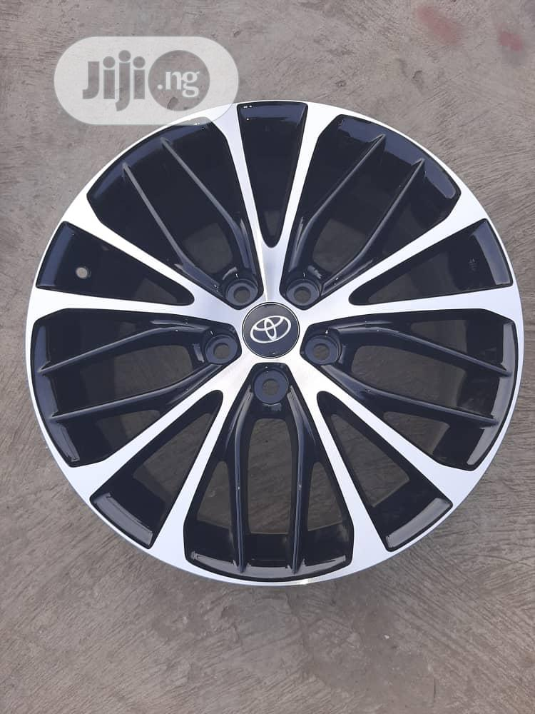 18inch Wheels More Designs Available