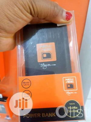 New Age CK10 12500mah Power Bank   Accessories for Mobile Phones & Tablets for sale in Lagos State, Gbagada