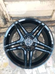 18rim Black Design for Mercedes   Vehicle Parts & Accessories for sale in Lagos State, Mushin