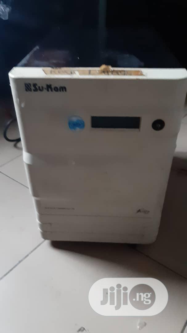 Sukam Inverter 3.5kva 48v. Used.
