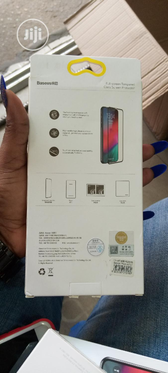 iPhone X 3D Glass | Accessories for Mobile Phones & Tablets for sale in Ikeja, Lagos State, Nigeria