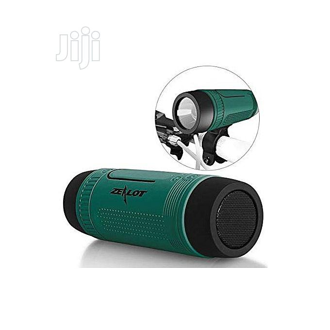 Zealot S1 Bluetooth Speaker With Flashlight
