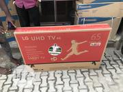 """LG 65"""" 4k UHD Smart Tv Curve   TV & DVD Equipment for sale in Lagos State, Lagos Island"""