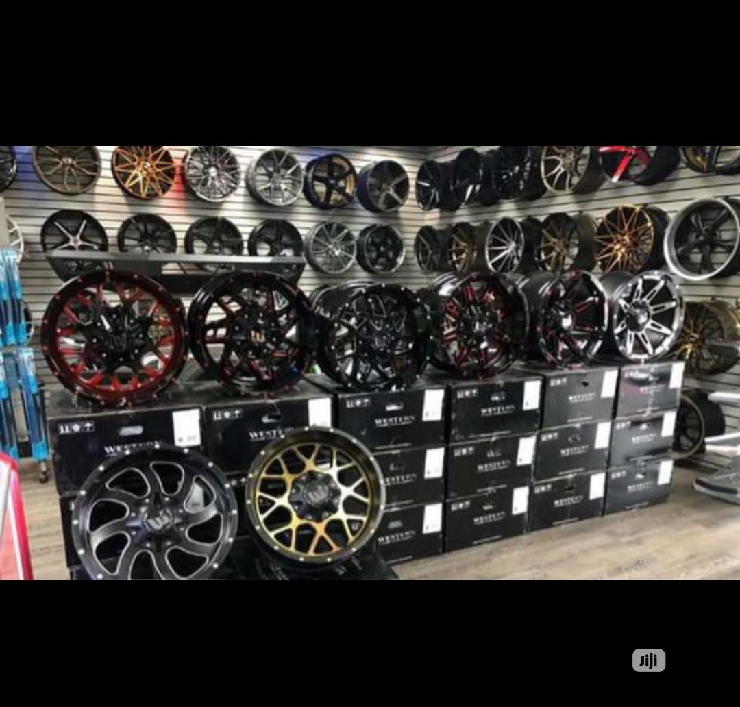 20inch Range Rover Wheels Available