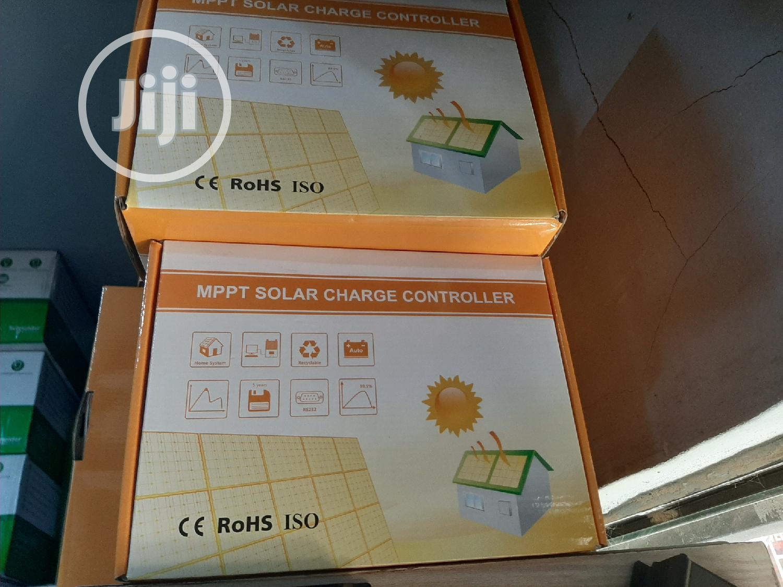 12V 24V 36V 48V 60A MPPT Solar Charge Controller | Solar Energy for sale in Ojo, Lagos State, Nigeria