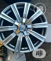 20inch Wheel for Lexus Lx570 Toyota Landcruser | Vehicle Parts & Accessories for sale in Lagos State, Mushin