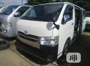 White Hiace Bus   Buses & Microbuses for sale in Lagos State, Apapa
