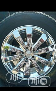 18rim Chrome Alloy Wheel for Toyota | Vehicle Parts & Accessories for sale in Lagos State, Mushin
