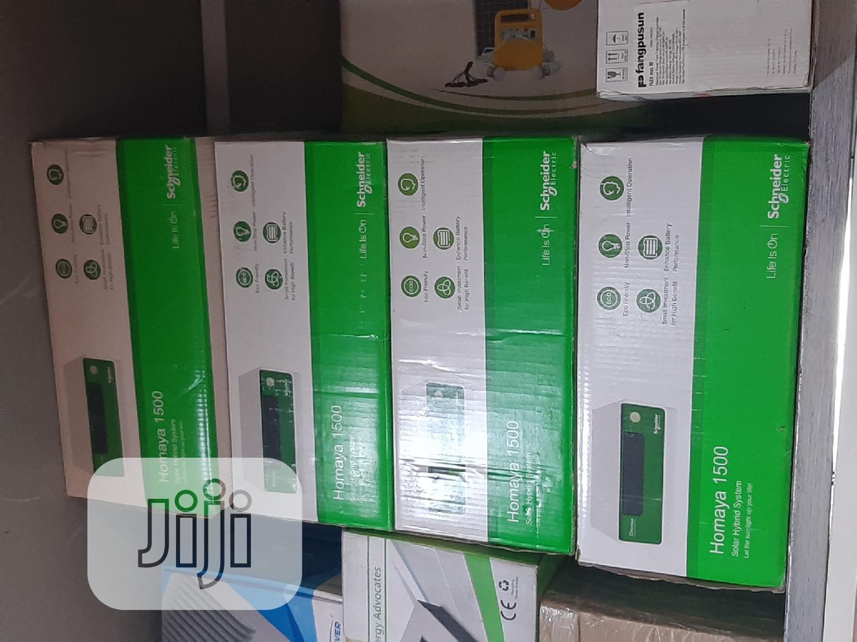 24V 1500VA Schneider Solar Inverter | Solar Energy for sale in Ojo, Lagos State, Nigeria