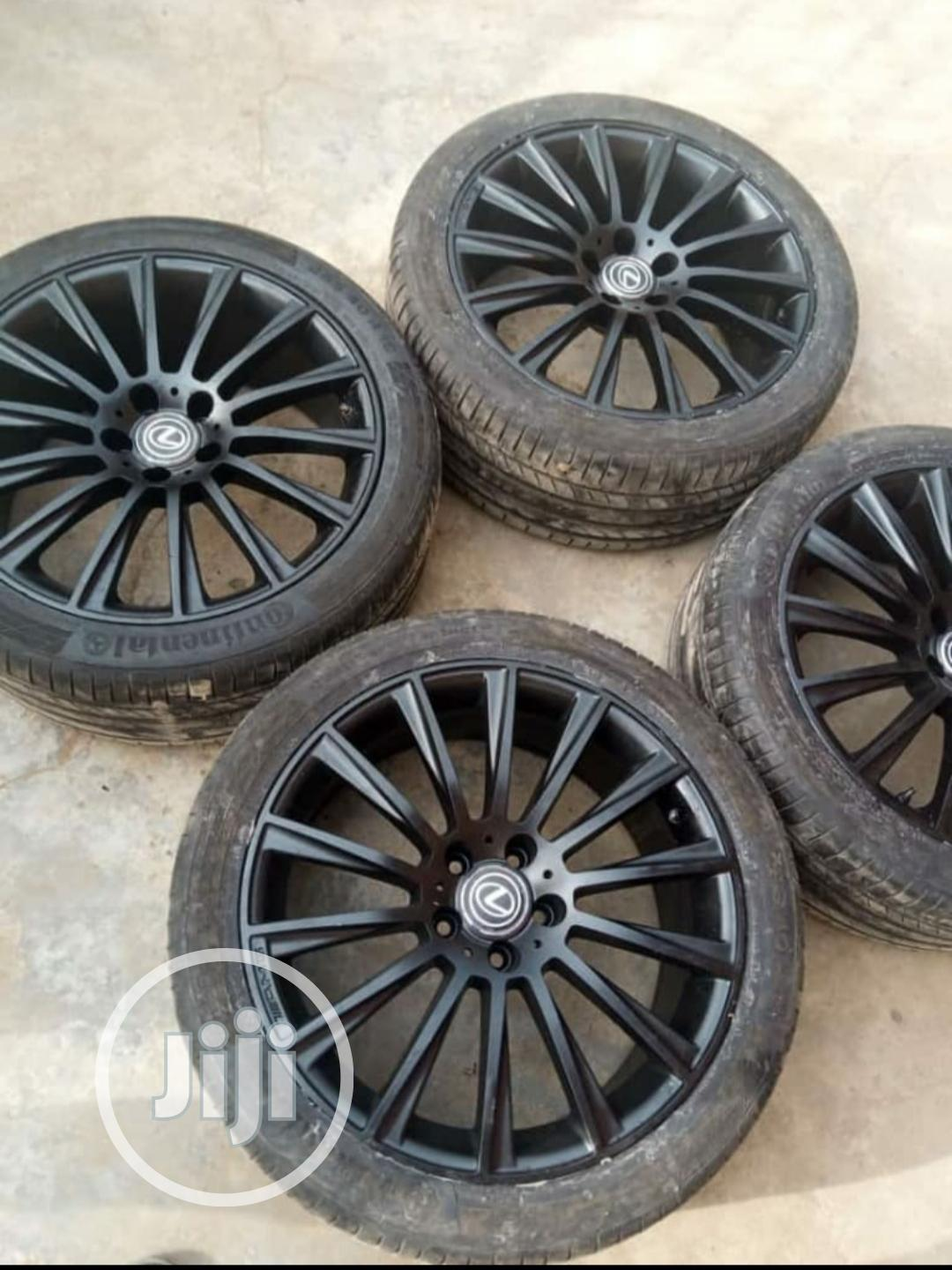 Available On 19 And 20 Rim For Toyota,Lexus And Mercedes Benz .