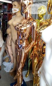 Rose Gold Female Mannequin With Big Breast | Store Equipment for sale in Lagos State, Lagos Island