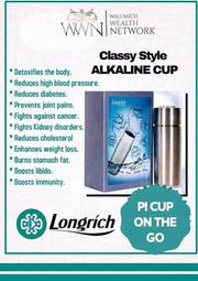 Longrich Alkaline Cup For Detoxification Fatloss & Revives Damage Cell | Vitamins & Supplements for sale in Lagos State, Surulere