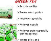 LONGRICH GREEN TEA -nutrivrich Xinchang Tea (Green Tea) | Vitamins & Supplements for sale in Lagos State, Surulere