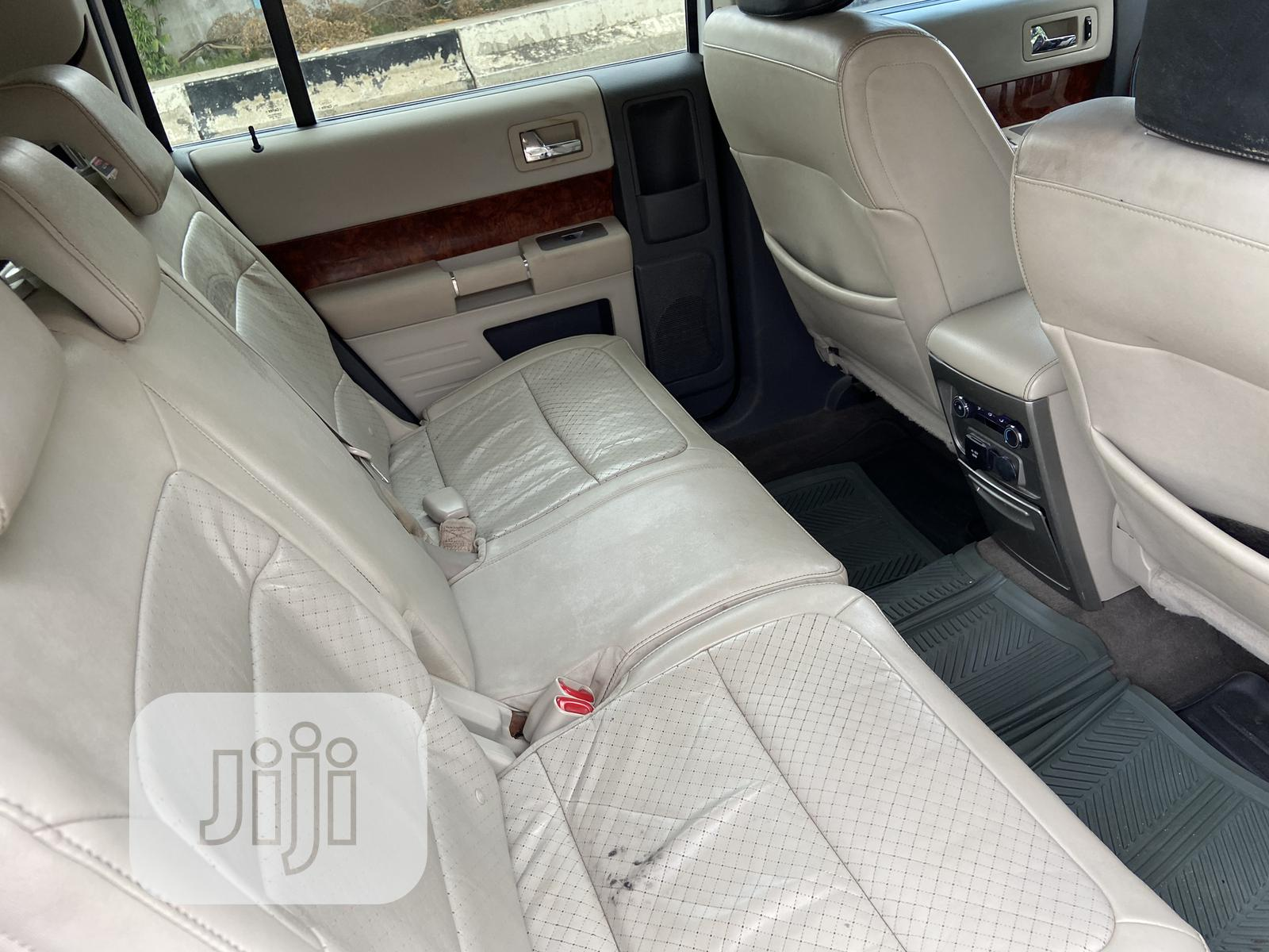 Ford Flex 2011 Limited White | Cars for sale in Ifako-Ijaiye, Lagos State, Nigeria
