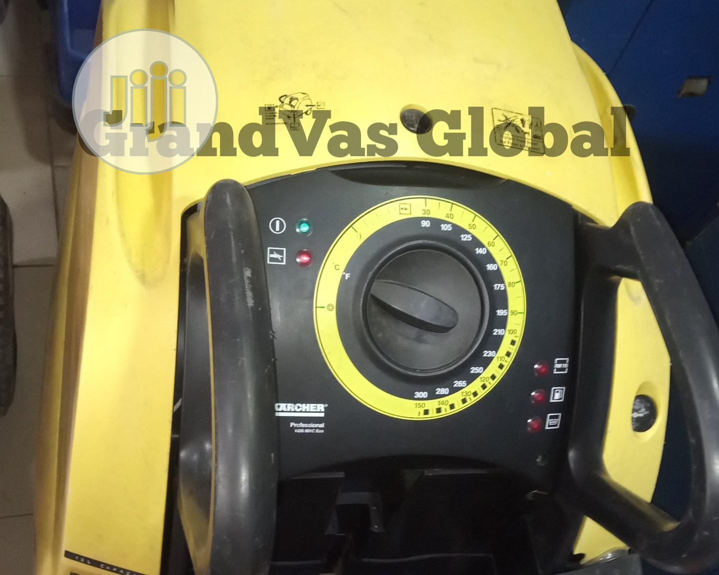 Pressure Washer Hot And Cold - Karcher - Heavy Duty
