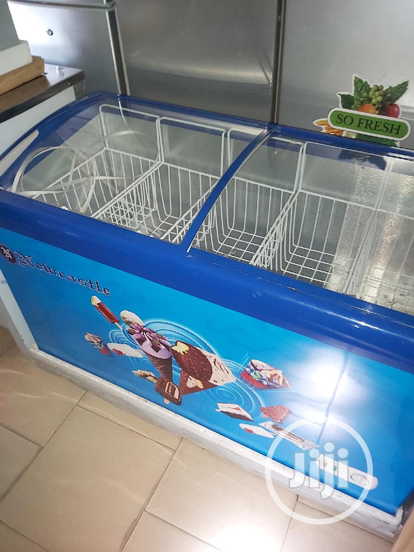 Commercial Display Freezer 2020 Model
