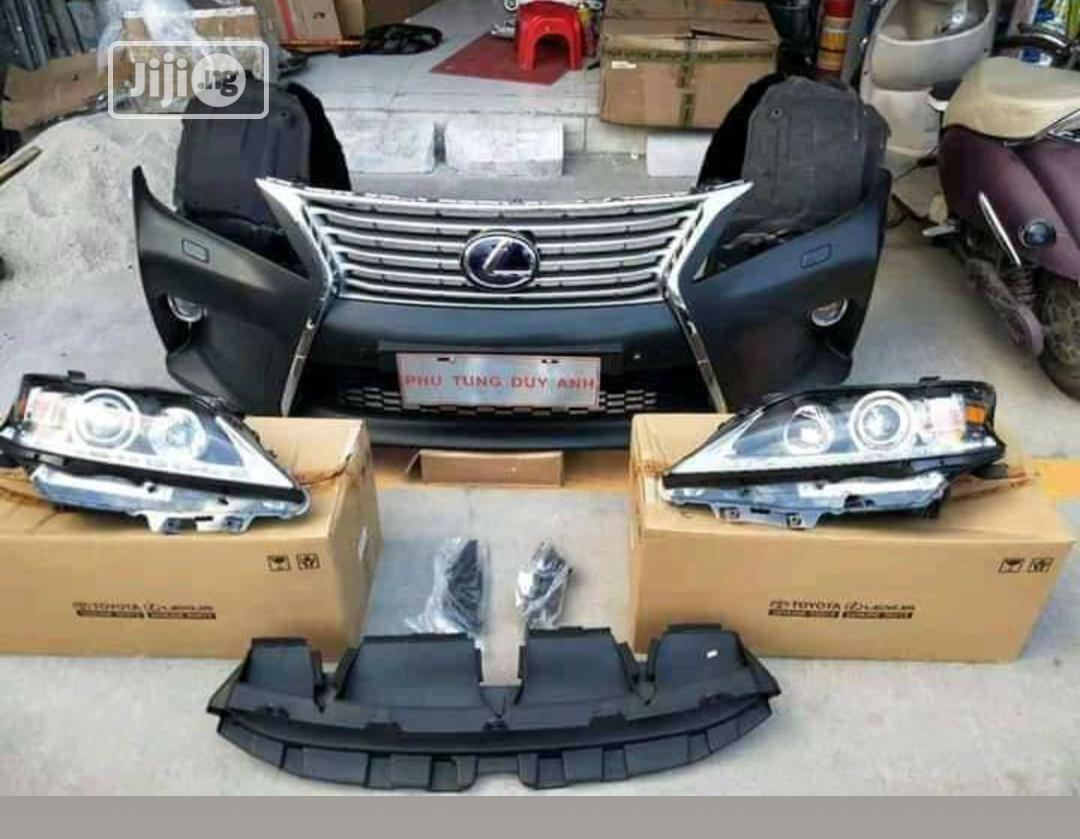 Lexus RX350 2015 Upgrading Kits