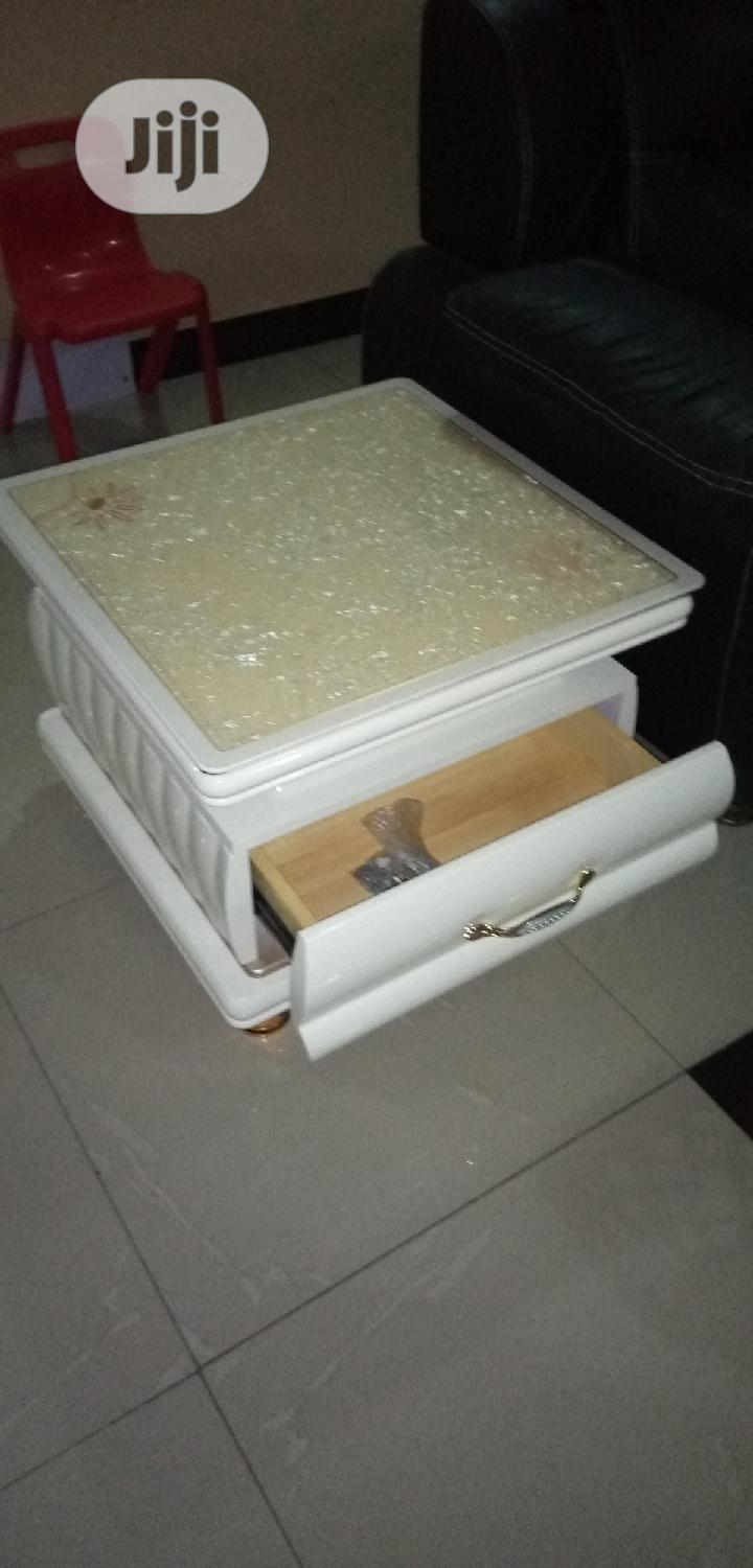 Classic Glass Top Table | Furniture for sale in Ikeja, Lagos State, Nigeria